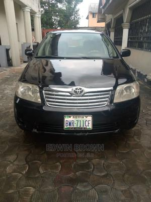 Toyota Corolla 2006 1.8 VVTL-i TS Black   Cars for sale in Rivers State, Obio-Akpor
