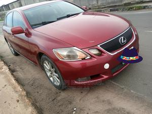 Lexus GS 2006 300 AWD Red   Cars for sale in Rivers State, Obio-Akpor