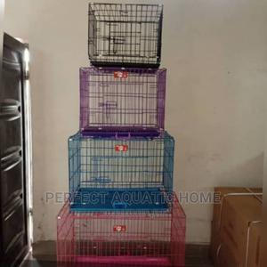 Collapsible Dog Cage | Pet's Accessories for sale in Lagos State, Surulere