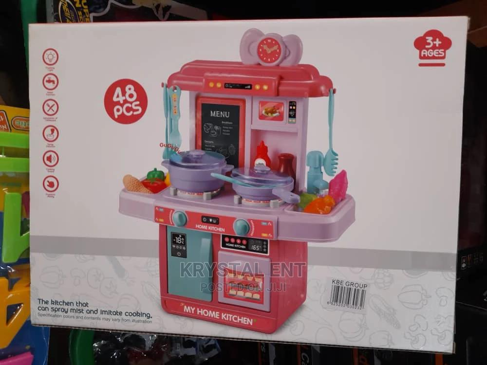 Kitchen Set for Kids   Toys for sale in Lekki, Lagos State, Nigeria