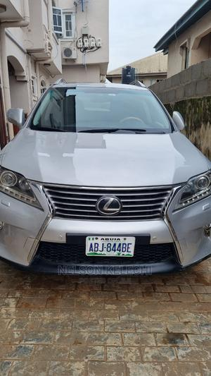 Lexus RX 2012 350 AWD Silver   Cars for sale in Lagos State, Orile