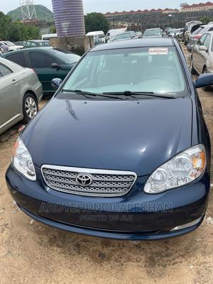 Toyota Corolla 2005 LE Blue   Cars for sale in Abuja (FCT) State, Kubwa