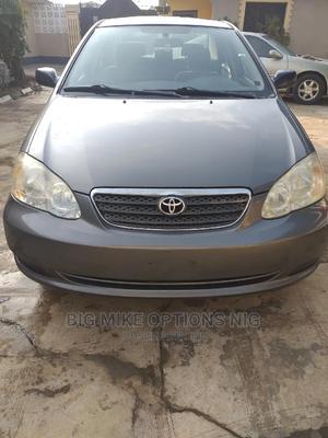 Toyota Corolla 2006 CE Gray   Cars for sale in Lagos State, Agboyi/Ketu