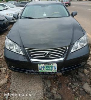 Lexus ES 2008 350 Black | Cars for sale in Oyo State, Oluyole