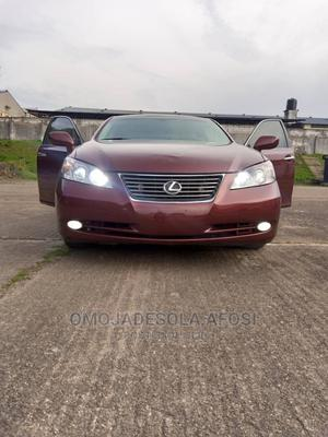 Lexus ES 2008 350 Red | Cars for sale in Oyo State, Ibadan