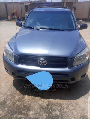 Toyota RAV4 2008 200 4X4 Gray   Cars for sale in Lagos State, Ifako-Ijaiye