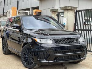 Land Rover Range Rover Sport 2017 SVR 4x4 (5.0L 8cyl 8A) Black | Cars for sale in Abuja (FCT) State, Wuse 2