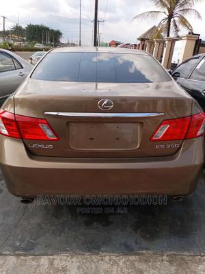 Lexus ES 2008 350 Brown | Cars for sale in Edo State, Benin City