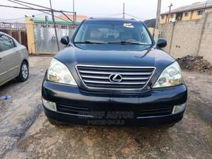 Lexus GX 2007 470 Black   Cars for sale in Lagos State, Ogba