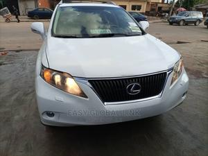 Lexus RX 2010 350 White   Cars for sale in Lagos State, Ojodu