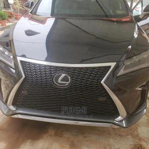 Lexus RX 2016 Black   Cars for sale in Lagos State, Alimosho