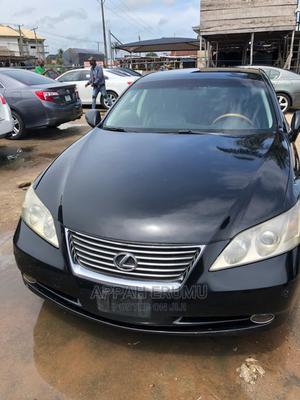 Lexus ES 2008 350 Black | Cars for sale in Delta State, Ethiope East