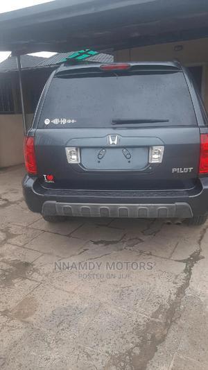 Honda Pilot 2004 Blue | Cars for sale in Lagos State, Ipaja