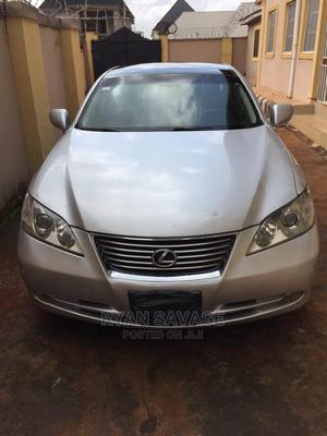 Lexus ES 2009 350 Silver | Cars for sale in Delta State, Oshimili South