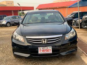 Honda Accord 2011 Sedan EX-L Black   Cars for sale in Abuja (FCT) State, Jahi