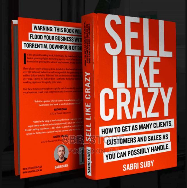 Sell Like Crazy (Full Ebook)