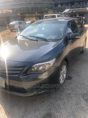 Toyota Corolla 2011 Gray   Cars for sale in Lagos State, Yaba