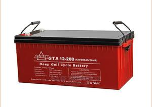 12v/200ah Deep Cycle Battery   Solar Energy for sale in Rivers State, Port-Harcourt