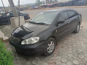Toyota Corolla Altis 2004 Black   Cars for sale in Oyo State, Ibadan