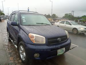 Toyota RAV4 2004 Automatic Blue   Cars for sale in Lagos State, Ikorodu
