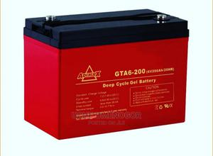 6v/200ah Deep Cycle Battery   Solar Energy for sale in Rivers State, Port-Harcourt