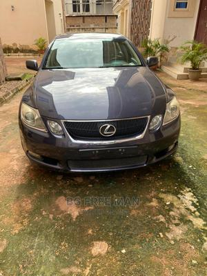 Lexus GS 2007 300 Automatic Gray   Cars for sale in Enugu State, Enugu
