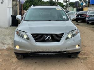 Lexus RX 2010 350 Silver | Cars for sale in Lagos State, Ojodu