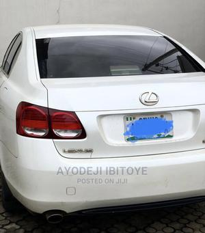 Lexus GS 2006 300 Automatic White   Cars for sale in Abuja (FCT) State, Lugbe District