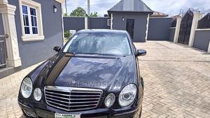 Mercedes-Benz E350 2009 Black | Cars for sale in Osun State, Ilesa