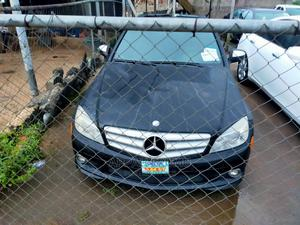Mercedes-Benz C300 2008 Black | Cars for sale in Delta State, Ethiope East