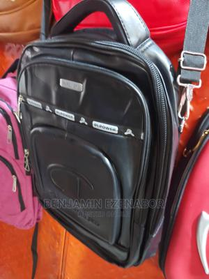Leather Laptop School Bag | Bags for sale in Abuja (FCT) State, Karmo