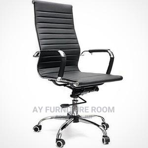 Classy Swivel Office Chair | Furniture for sale in Lagos State, Victoria Island