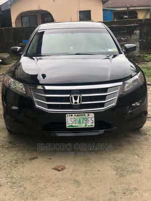 Honda Accord Crosstour 2012 EX Black   Cars for sale in Delta State, Uvwie