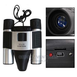 HD 10x25 Digital Camera Binoculars | Camping Gear for sale in Lagos State, Ikeja