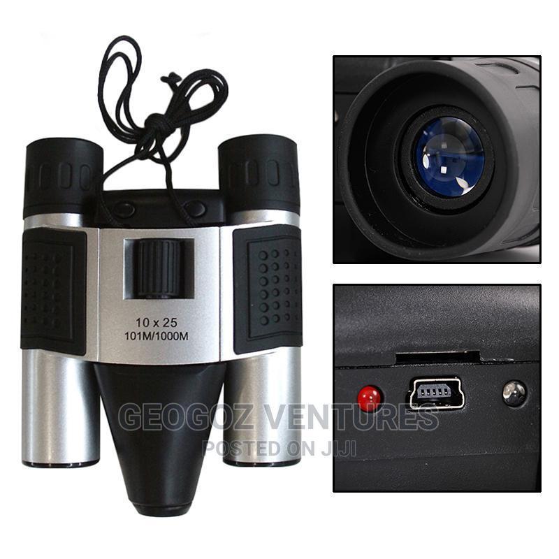 HD 10x25 Digital Camera Binoculars