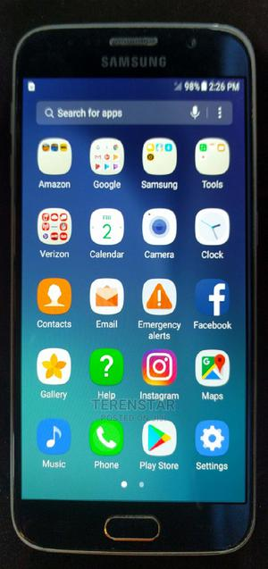 Samsung Galaxy S6 32 GB Black   Mobile Phones for sale in Enugu State, Enugu