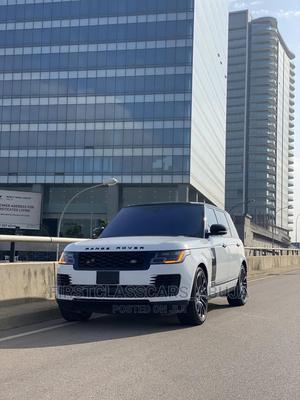 Land Rover Range Rover 2017 White | Cars for sale in Abuja (FCT) State, Garki 1