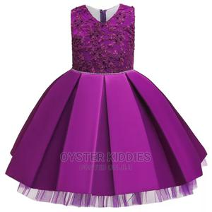 Party Bow Dress   Children's Clothing for sale in Lagos State, Alimosho