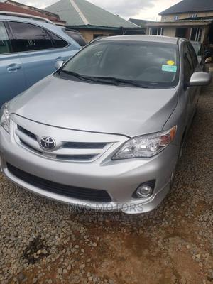 Toyota Corolla 2011 Silver   Cars for sale in Oyo State, Oluyole