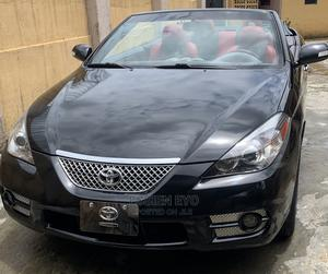 Toyota Solara 2007 3.3 Convertible Black   Cars for sale in Akwa Ibom State, Uyo
