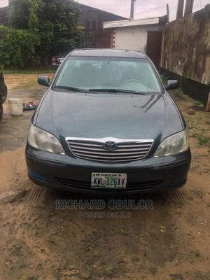 Toyota Camry 2006 Green   Cars for sale in Rivers State, Port-Harcourt