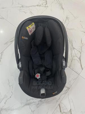 Neatly Used Besafe Izi Go Modular X1 I-Size Baby Car Seat | Baby & Child Care for sale in Lagos State, Lekki