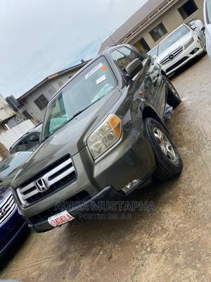 Honda Pilot 2006 EX 4x2 (3.5L 6cyl 5A) Gray | Cars for sale in Lagos State, Ogba