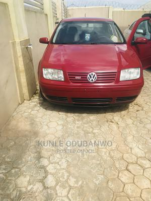 Volkswagen Jetta 2004 Red   Cars for sale in Oyo State, Ido