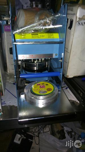 Cup Sealing Machine | Manufacturing Equipment for sale in Lagos State, Ojo