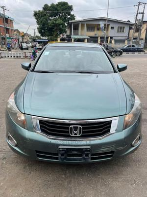 Honda Accord 2008 2.4 EX-L Automatic Green   Cars for sale in Lagos State, Surulere