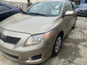 Toyota Corolla 2009 Gold | Cars for sale in Lagos State, Surulere