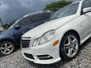 Mercedes-Benz E350 2012 White   Cars for sale in Oyo State, Ibadan