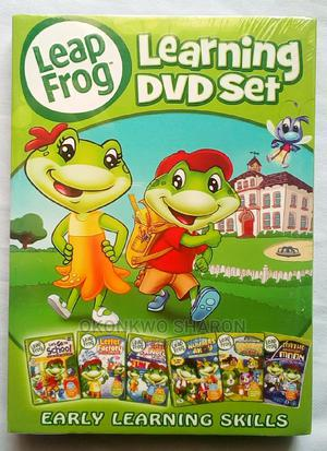 Children Learning Videos Leap Frog 6dvds | CDs & DVDs for sale in Abuja (FCT) State, Wuse 2