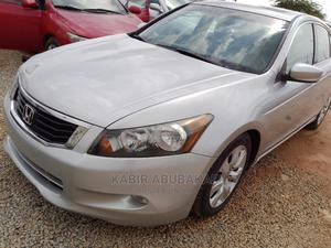 Honda Accord 2008 2.0 Comfort Silver | Cars for sale in Abuja (FCT) State, Kubwa